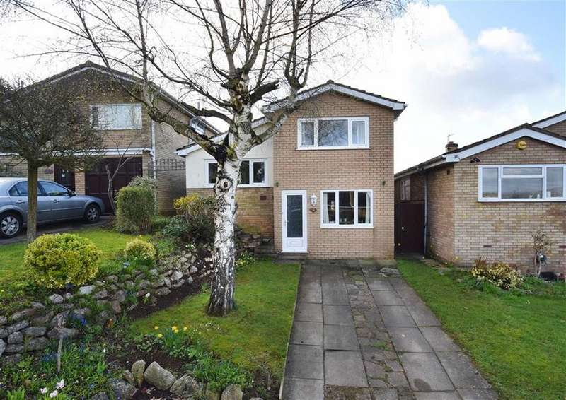 3 Bedrooms Detached House for sale in 12, Elmhurst, Low Town, Bridgnorth, Shropshire, WV15
