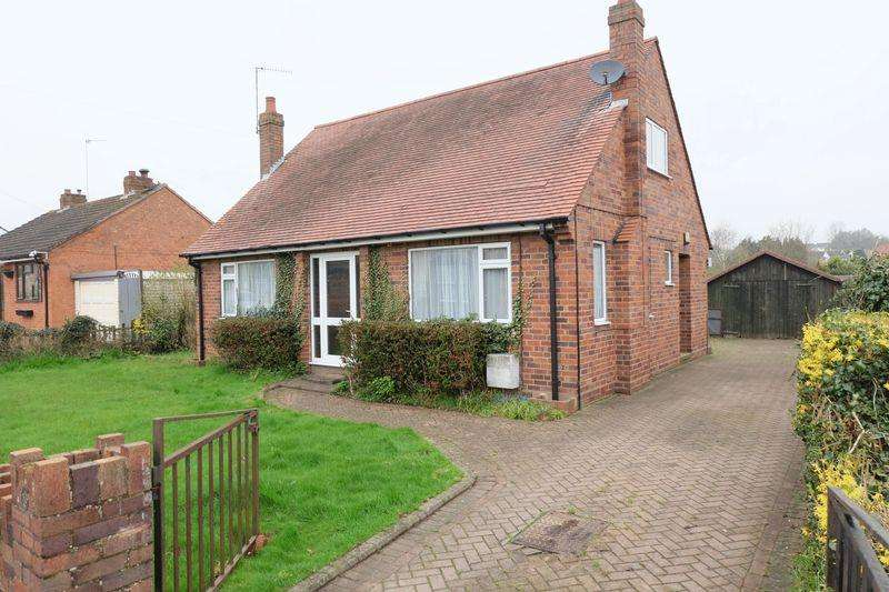 3 Bedrooms Detached Bungalow for sale in Redhouse Road, Stourport-On-Severn DY13 0NW