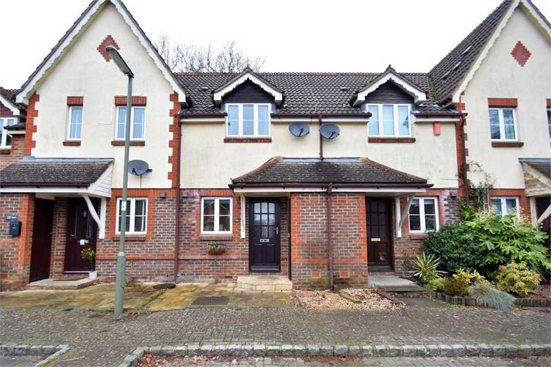 2 Bedrooms Terraced House for sale in Francis Way, CAMBERLEY, Surrey