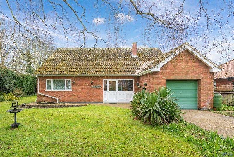 2 Bedrooms Bungalow for sale in School Lane, Mareham Le Fen