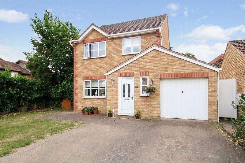 3 Bedrooms Detached House for sale in BULLINGHAM