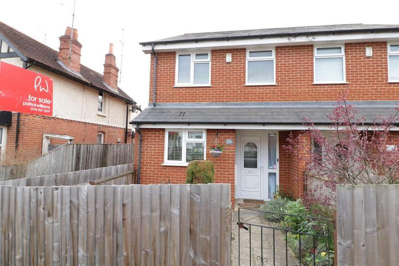 3 Bedrooms Semi Detached House for sale in St. Georges Road, Reading