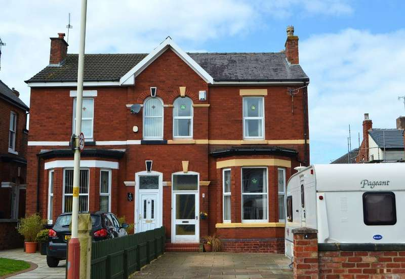 3 Bedrooms Semi Detached House for sale in Lime Street, Southport, PR8 6DA