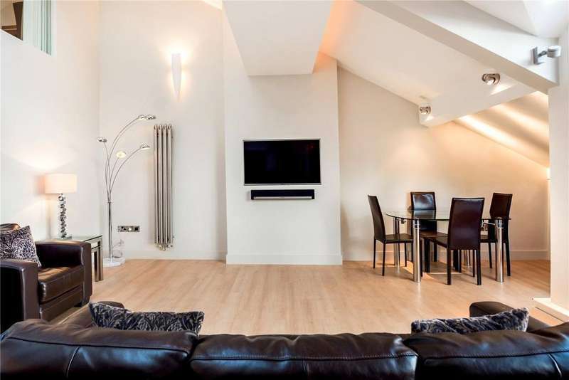 2 Bedrooms Penthouse Flat for rent in Middle Warehouse, Castle Quay, Manchester, M15