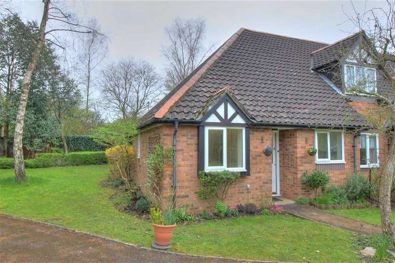 2 Bedrooms Semi Detached House for sale in Marlborough Court, Pilgrims Close, Chandlers Ford, Hampshire