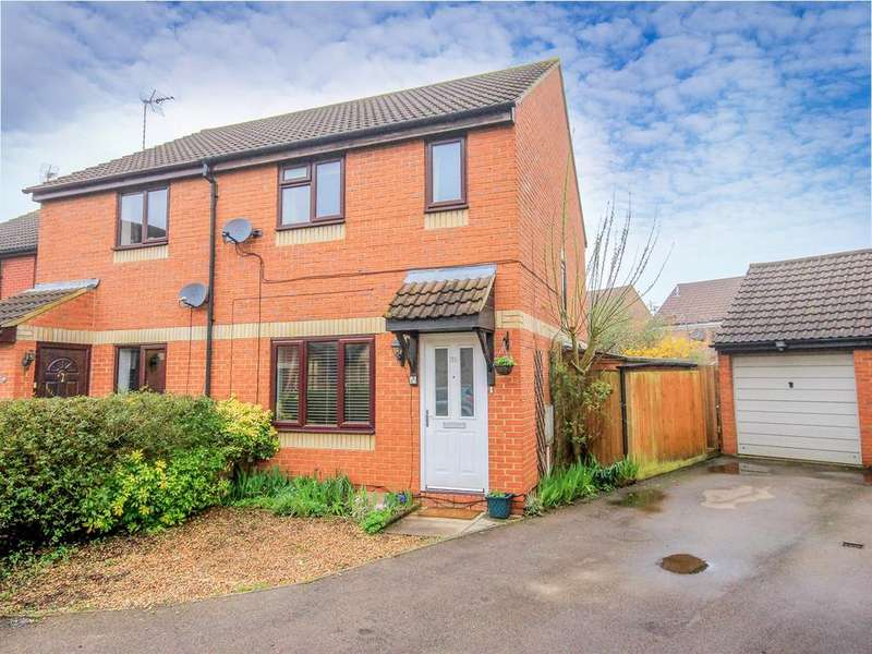 3 Bedrooms Semi Detached House for sale in Williams Way, Flitwick, MK45