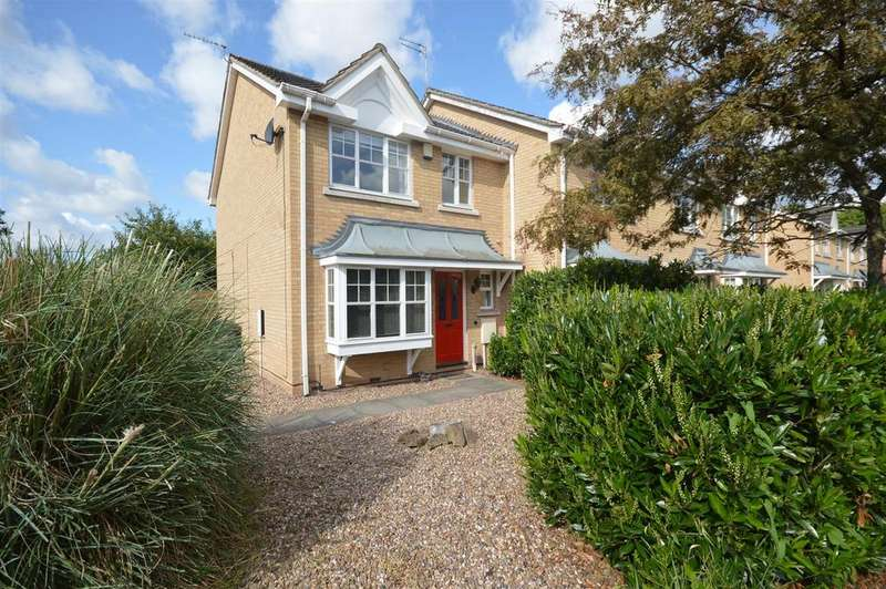 3 Bedrooms Detached House for sale in Furzebrook Road, Colwick, Nottingham