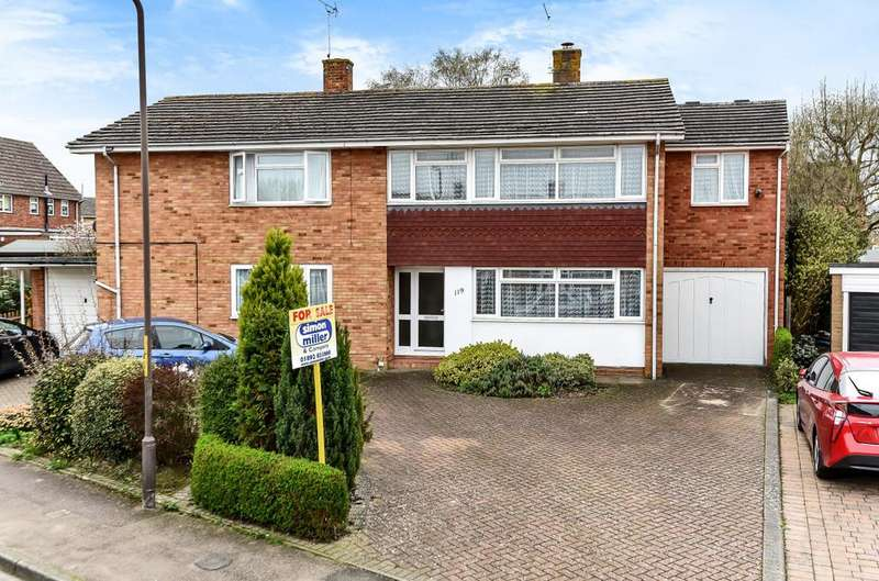4 Bedrooms Semi Detached House for sale in Warrington Road, Paddock Wood