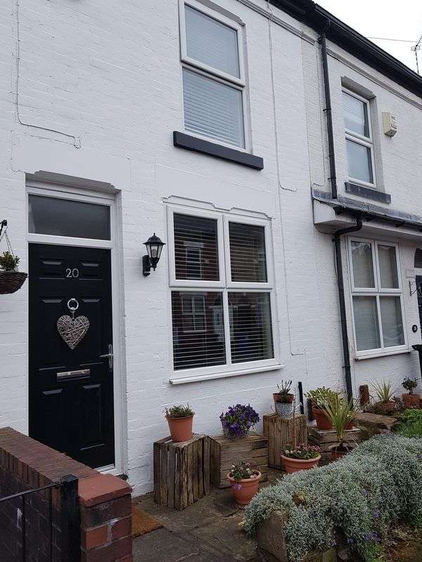 2 Bedrooms Property for sale in Jackson Street, Cheadle