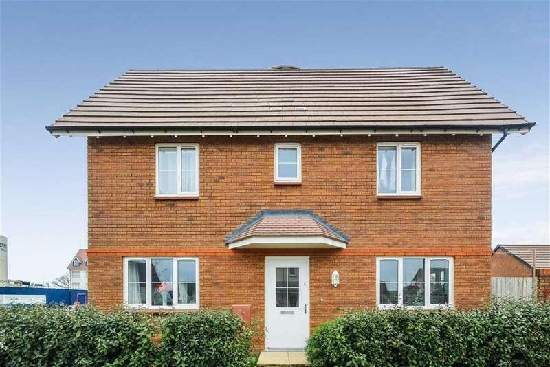 3 Bedrooms End Of Terrace House for sale in Eglantyne Avenue, Tadpole Garden Village, Wiltshire