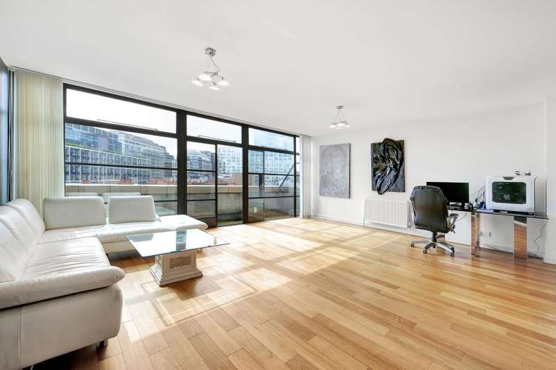 2 Bedrooms Flat for sale in Exchange Building, Commercial Street, E1