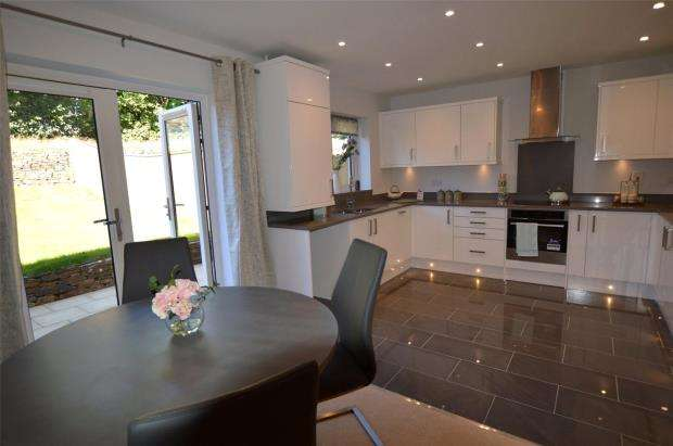 4 Bedrooms Semi Detached House for sale in Tidal Reach, St Marys Hill, Brixham, Devon