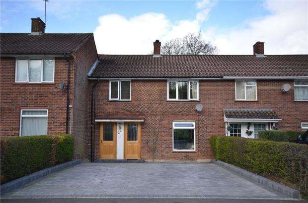3 Bedrooms Terraced House for sale in Shelley Avenue, Bracknell, Berkshire