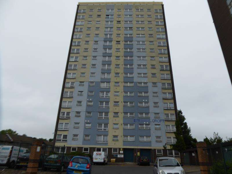 2 Bedrooms Flat for sale in Brignall Croft, Burmantofts, LS9