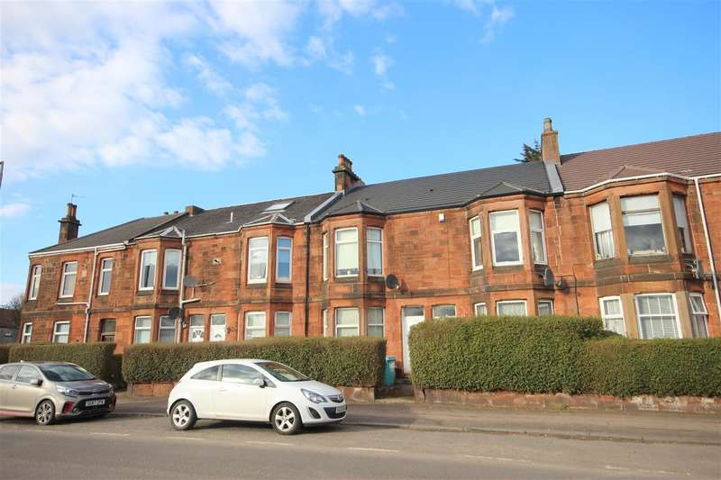 1 Bedroom Apartment Flat for sale in Dundyvan Road, Coatbridge