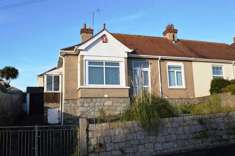 2 Bedrooms Semi Detached House for sale in FALMOUTH
