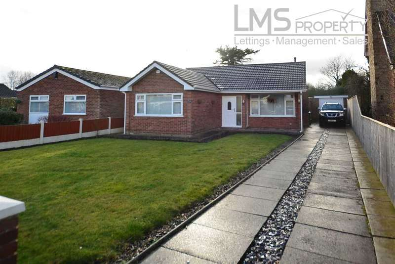 2 Bedrooms Bungalow for sale in The Loont, Winsford