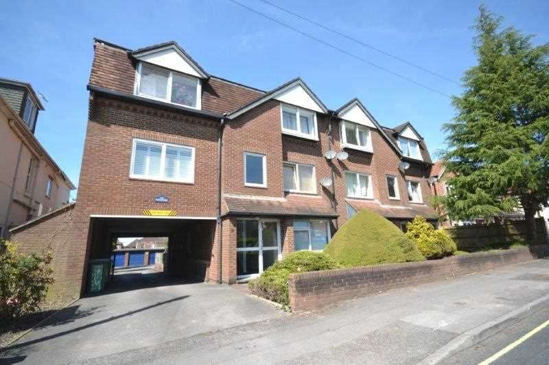 1 Bedroom Flat for sale in The Gatehouse, 33 Cobbett Road, Southampton