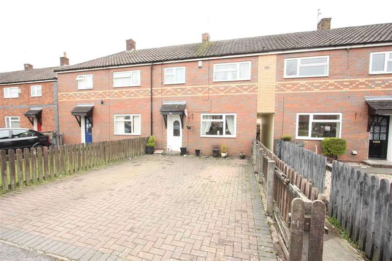3 Bedrooms Terraced House for sale in Pooltown Road, Ellesmere Port