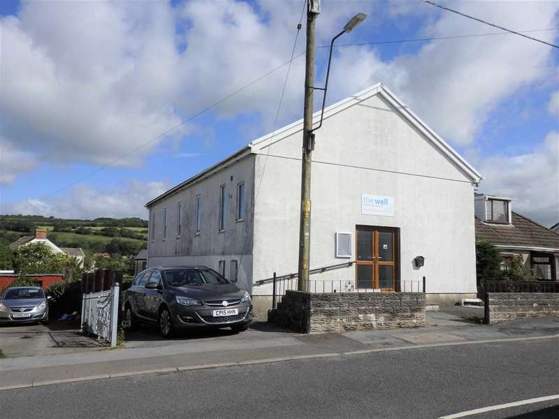 Commercial Property for sale in The Well Community Church, 85, Priory Street, KIDWELLY