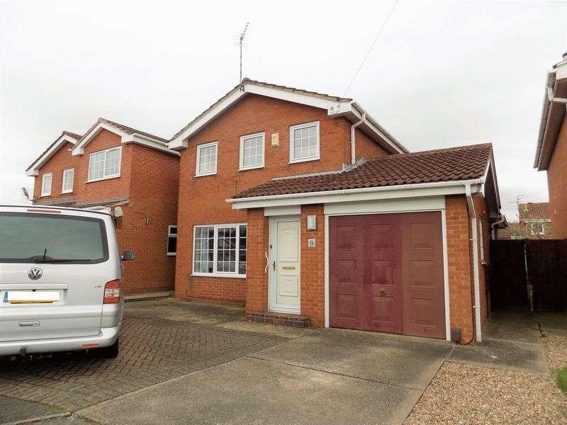 3 Bedrooms Detached House for rent in Glendoe Grove, Nottingham