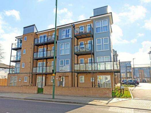 1 Bedroom Property for sale in Selby Place, Shirley Southampton, SO15 3NS