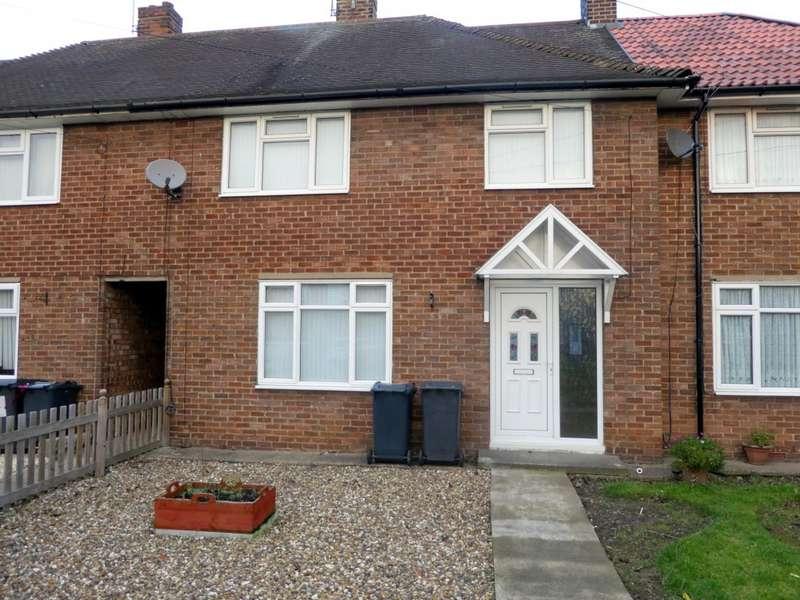 3 Bedrooms Terraced House for sale in Batley Close, Bilton Grange, Hull, HU9
