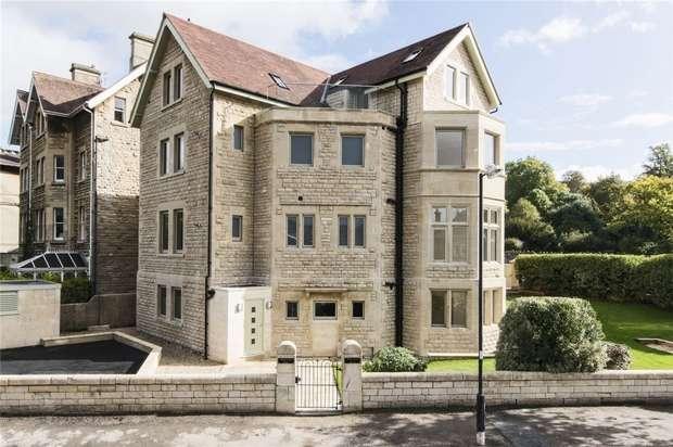 2 Bedrooms Flat for rent in 1 Beckford Road, Bath, Somerset