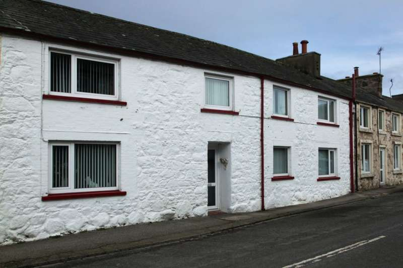 3 Bedrooms Property for sale in Glen Road, Palnackie, Castle Douglas, DG7