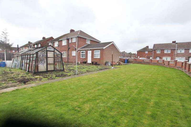 2 Bedrooms Semi Detached House for sale in Quern Way, Darfield, Barnsley, S73