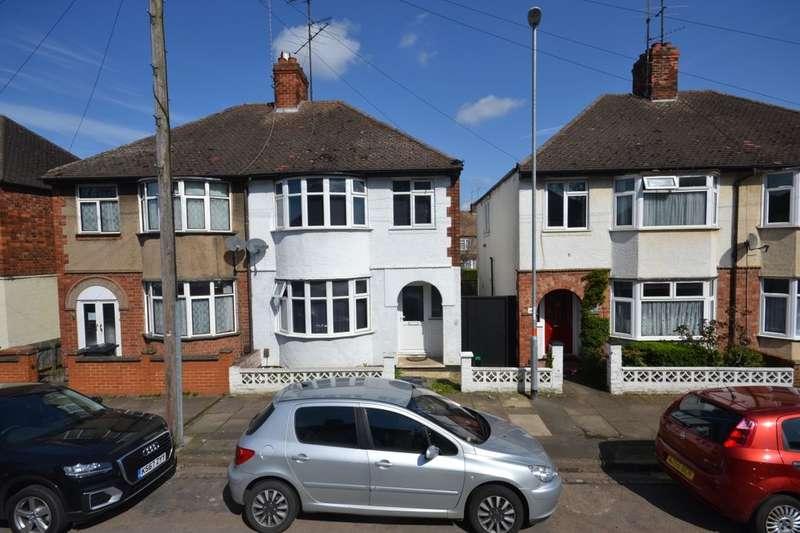 4 Bedrooms Semi Detached House for sale in Southfield Avenue, Far Cotton, Northampton, NN4