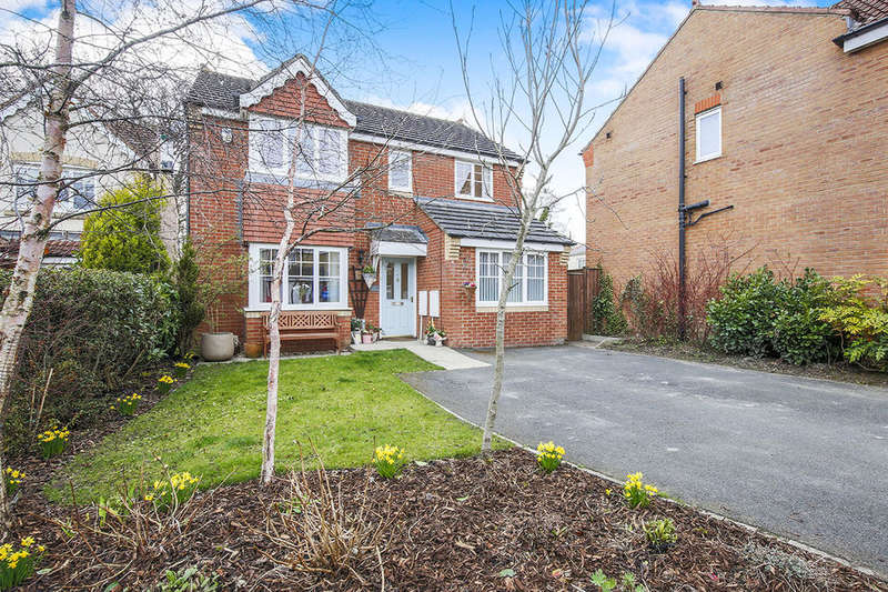 4 Bedrooms Detached House for sale in Granary Court, Consett, DH8