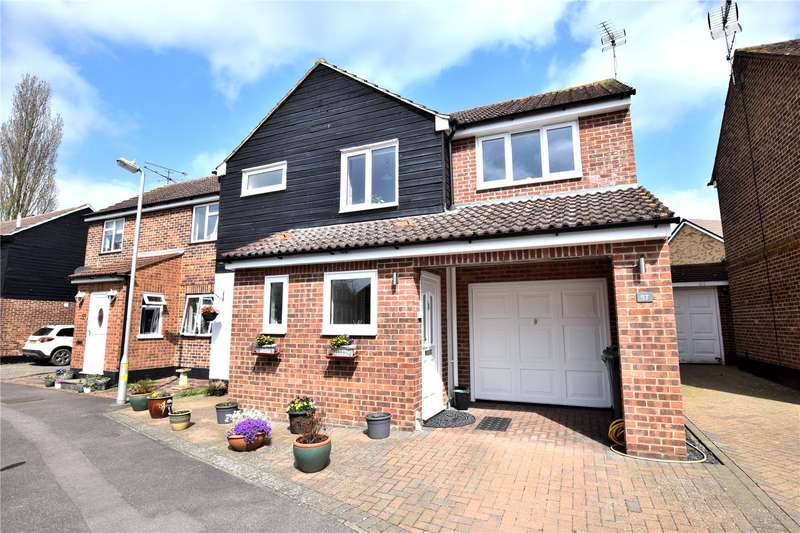 4 Bedrooms Semi Detached House for sale in Elsenham