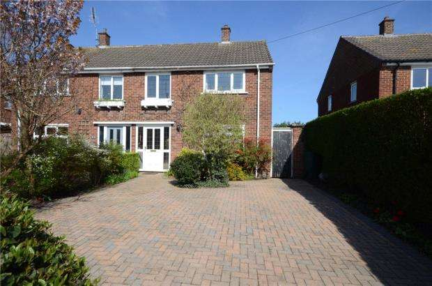 3 Bedrooms Semi Detached House for sale in St. Chads Road, Maidenhead, Berkshire