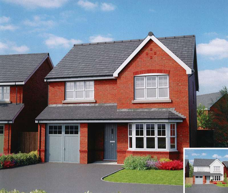 4 Bedrooms House for sale in 4 bedroom House New Build in Conwy