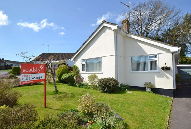 3 Bedrooms Bungalow for sale in Alderholt