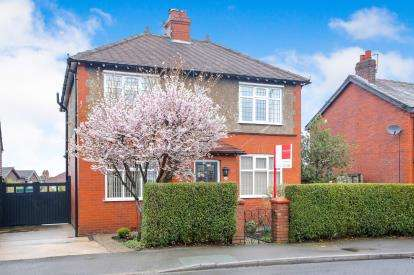 3 Bedrooms Detached House for sale in George Lane, Woodley, Stockport, Cheshire