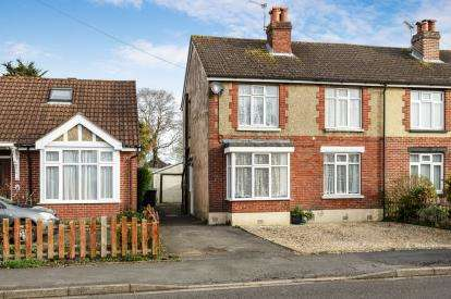 3 Bedrooms Semi Detached House for sale in Cowplain, Hampshire, Cowplain