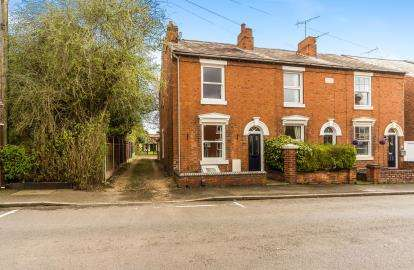 3 Bedrooms End Of Terrace House for sale in Shrubbery Street, Kidderminster