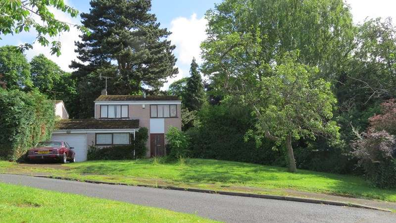 4 Bedrooms Detached House for sale in Woodfield Heights, Tettenhall, Wolverhampton