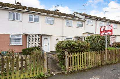 3 Bedrooms Terraced House for sale in St. Peters Road, Matson, Gloucester, Gloucestershire