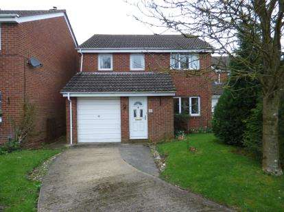 4 Bedrooms Detached House for sale in Ruskin Road, Kingsthorpe, Northampton, Northamptonshire