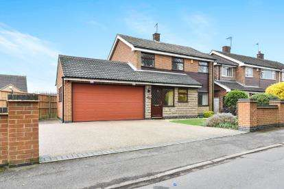 3 Bedrooms Detached House for sale in Sinfin Moor Lane, Chellaston, Derby, Derbyshire