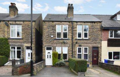3 Bedrooms End Of Terrace House for sale in Langsett Road South, Oughtibridge, Sheffield