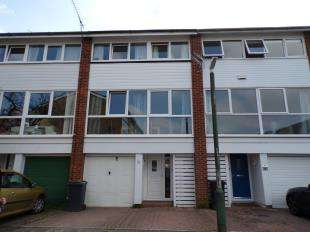 4 Bedrooms Terraced House for sale in Norman Close, Penenden Heath, Maidstone, Kent