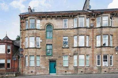 1 Bedroom Flat for sale in Ferguslie, Paisley