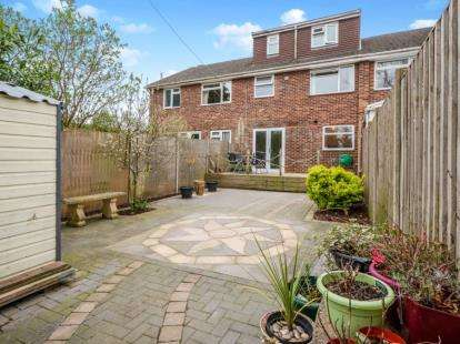 4 Bedrooms Terraced House for sale in Swanwick, Southampton, Hampshire