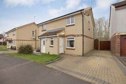 2 Bedrooms Semi Detached House for sale in Polquhap Place, Glasgow, Lanarkshire