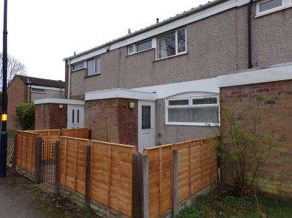 3 Bedrooms Terraced House for sale in Tyndall Walk, Woodgate, Birmingham, West Midlands