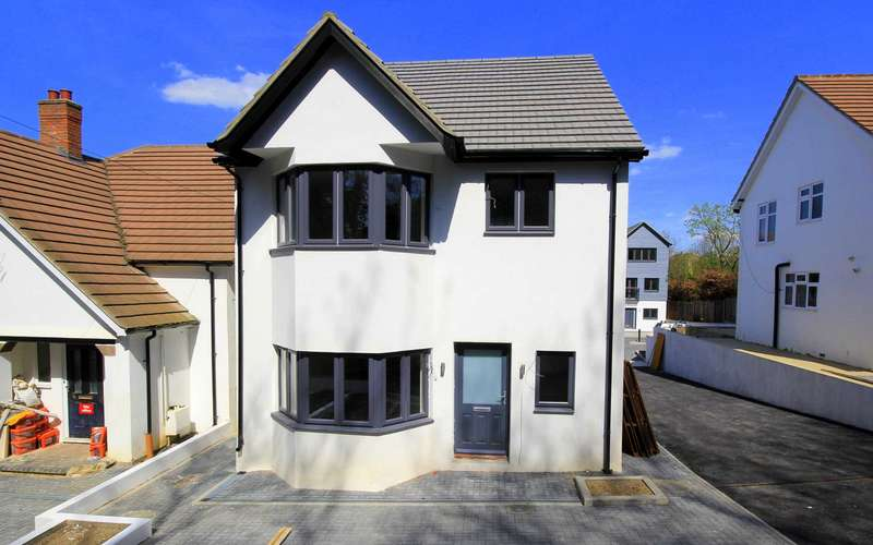 3 Bedrooms Detached House for sale in HOUSE TYPE D - SHOW HOME NOW OPEN - `PARK VIEW RISE`